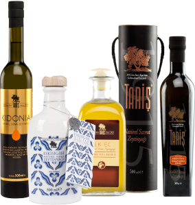 Premium olijfolie • Taris